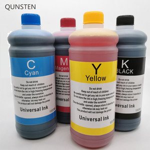 1000ML 1KG Universal-Refill Dye Based Ink-Kits für Canon Brother-Lexmark Tintenstrahldrucker