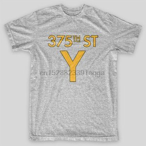 375th St Y BAUMER Royal Tenenbaums Wes Anderson Zissou T-Shirt SIZES S-3XL
