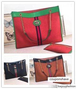 Yeni Stil G designerss Çanta 537219 Deri çanta 3 renk Moda Çanta boyutu: 45 * 35 * 6cm