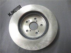 (2pcs / set) discos de frenos delantero / trasero lado izquierdo y derecho Para la parte del motor del coche chino BYD S6 SUV M6 Auto S61011848 / S61011057 yHS8 #
