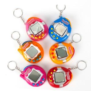 Тамагочи Электронные игрушки Животные 90С Ностальгические 49 Домашние животные в одном виртуальном Cyber Pet игрушки Смешные игрушки Электронные игрушки для животных ретро игры игрушки Животные