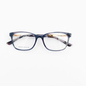Eyeglass frame high quality brand designer hand polished full frame eyeglass frame, multi-color choice for women