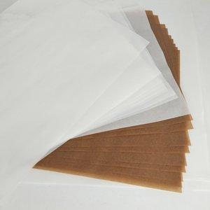 Антипригарное масло бумаги вощеной бумаги Dab Rig Выпечка Мат для воска Экстракт Jar инструмент сухой травы E-Cig Принадлежности Испаритель хлебопекарной вощанка