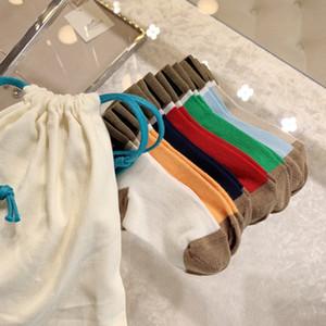 2020 novas crianças inverno lã meias jacquard tecer padrão meias para meninos meninas bebê crianças meias 7 pçs / lote