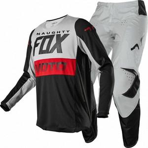 2020 2020 impertinente 180 Motocross engrenagem Gear Set Motorbike Mens Kit para a motocicleta Set Mx Jersey E Pant 3Y76 #