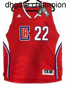 novos produtos baratos Matt Barnes ClimaCool Jersey agradável Vest costurado equipamentos de basquetebol