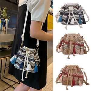 One Ladies Shoulder Joker Women Fashion Donna Da Drawstring Dumplings Sling Bags Casual Handbags For Woman Crossbody Borse #57 Cgifh