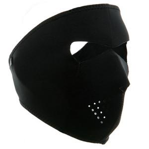 Катание на лыжах Пешие прогулки Велоспорт Охота 2 в 1 Реверсивный неопрена Full Face Mask Оптовая новый горячий Sells