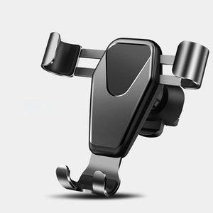 Cgjxs Gravity Car Holder telefono per telefono da auto supporto del basamento del mobile Car Holder Phone per smartphone