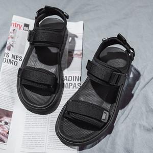Sandals Shoes Men Soft Beach Comfortable Man Summer Shoe Breathable Roman Lightweight
