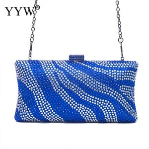 Woman Evening Bag Party Banquet Glitter Women Bags Wedding Clutches 2020 Luxury Handbags Shoulder Bag Purse Bolsas Mujer