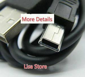 Freeshipping DHL Mini USB 5 Pin SYNC кабель USB DATA и зарядный кабель USB v3 2,0 смарт-кабель для DIGITAL CAMERA EXTRNAL жестких дисков