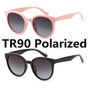 Summer New Style Women Polarized Sunglasses TR90 High Quality Beach Fashion Sun Glasses Ladies Eyewear With Case Cloth Full Package