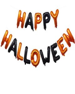 Halloween Dhl Hot veloce zucca Spedizione Palloncini fantasma di Halloween Vendita Tatuaggi Bat Giocattoli Globos partito palloni gonfiabili home2009 LsWmS