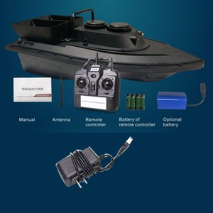 500M RC Fishing Finder Bait Boat Toys Upgraded Version Bait Nesting Remote Control Ship Fishing Ship Boats Tool EU US Plug Gift Y200317