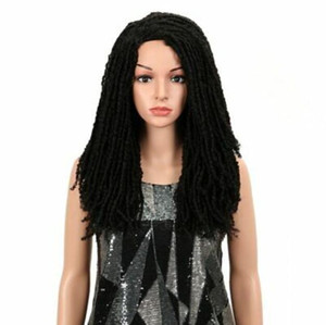 "Details about 22""Inch Long Synthetic Crochet Braids Twist Jumbo Dread Faux Locs Wig"