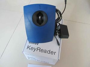 BMW clave llave del coche de la herramienta de programación de transpondedor programador de coches BMW tecla Auto lector de mejor precio DHL 1TU8 envío libre #