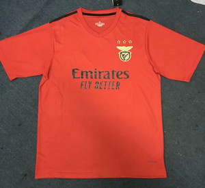 2021 Home de football de football personnalisé # 27 Pizzi 20/21 Uniformes Jersey de football # 95 Vinícius # 21 Benfica Rafa chemises hommes xmkcm