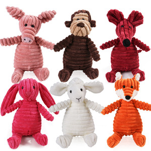 New Cute Pet Sounding plush toys Cute sheep plush toy Dog teething plush toy Fun Gift Pet Supplies