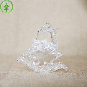 acessórios Xibao Natal accessorie artesanato jóias criativa de desktop jewelryelk acrílico Natal ornamentos decorativos criativo ornamentos s
