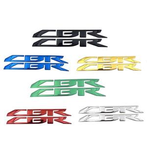 3D CBR dell'emblema del distintivo della decalcomania della carenatura gas del combustibile del serbatoio la misura per Honda CBR Tutto Moto