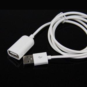 USB 2 .0 cavo USB eccellente di velocità cavo di prolunga 2 .0 da uomo a donna 1m USB di sincronizzazione di dati di trasferimento Extender Cable