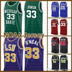 Earvin 33 Johnson Ncaa Shaquille 32 O'Neal Kyrie Stephen 30 Curry Kawhi 11 Irving Basketball Jersey Dwyane 3 Wade 2 Leonard Lebron 23 J
