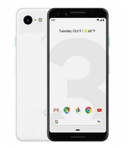 Восстановленное Оригинальный Google Pixel 3 разблокирована сотовый телефон окта Ядро 64GB / 128GB 5,5 дюймовый NFC 4G LTE