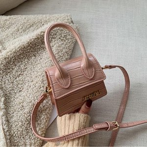 Tiny Brand Crocodile Handbags Women Hand Bags Ladies Crossbody Bags Letter Messenger Bags Small Tote Bag Mujer Sac