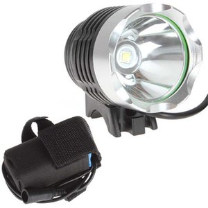 Lanterna WasaFire Нового 1800lm XML T6 LED велосипед фара HeadLight лампа фонарик свет 6400mAh батареи Фарол свет велосипеда
