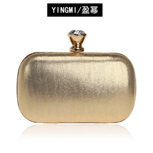 Yingmi new evening banquet bag women's wedding handbag fashion all-match dress evening bag