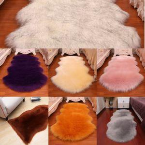 oyiVZ Nordic Vorleger Wohnzimmer Matte für Dekor-moderne abstrakte Teppiche Anti SlipBedroom Lounge Fur House uy