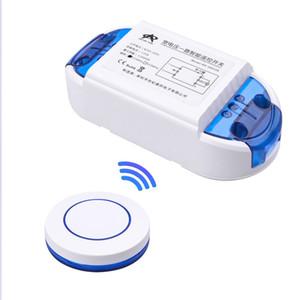 Smart Remote Control-Touch-Schalter RF 433MHz-Relais-Empfänger AC 85V ~ 250V 110V 220V 1CH Schalter Relais-Empfänger-Modul