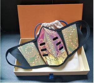 Mascarillas contra polvillo Boca Máscaras MarcaLV adaptable y transpirable contra la Contaminación Máscara de filtro (no para uso médico)