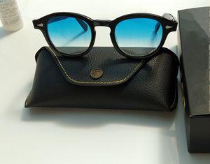 الجودة للجنسين اعتاد جوني ديب نظارات شمسية l m ssices التدرج ملون نظارات uv400 المستوردة النظافة نقية نظارات كاملة حالة OEM منفذ