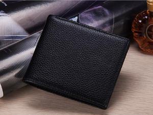2020 nuevo diseñador de la bolsa del envío libre billetero de alta calidad de la tela escocesa de los hombres de las mujeres la carpeta del patrón Puras alta gama s carpeta del diseñador con la caja