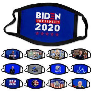 CALIENTE Biden mascarillas máscara de la cara de la moda 2020 EE.UU. elecciones presidenciales Biden mascarilla reutilizable máscara a prueba de polvo a prueba de polvo de impresión 3D Haze