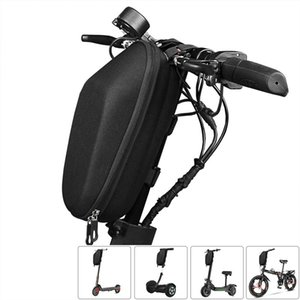 EVA Waterproof Scooter Handlebar Bag Portable Solid Color Bike Bag for Xiaomi Mijia M365 Electric Scooter Cycling s