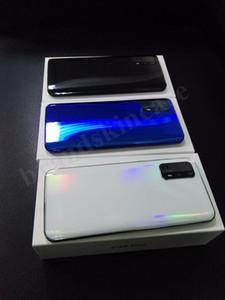 """잠금 해제 저렴한 Goophone P40 프로 6.58 """"안드로이드 10.0 쿼드 카메라 표시 8기가바이트 1백28기가바이트 표시 4G HD 카메라 3G WCDMA 휴대폰"""