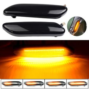 2 pezzi Dynamic LED indicatore laterale luce di girata sequenziale segnale lampeggiatore luce Per BMW Per Mini Cooper R60 R61 Countryman Paceman