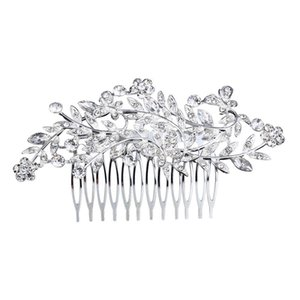 New Fashion Romantic Original Luxury Butterfly Love Flower Leaf Hair Comb Headdress Decoration (Handmade)   Wedding and Special Occasion Use