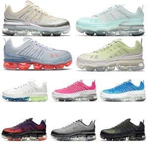 Les dernières chaussures de style sport 360 CRÈME COLORWAY Hyper rose hommes femmes chaussures de course chaussures de jogging en plein air baskets trianer respirant Wearable