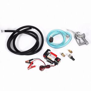 Yurtdışı 1 Set Yeni 12V Elektrikli Dizel Akışkan Çıkarıcı Oto Yağ Transfer Pompası ile Yakıt Nozul ABD DE ES AU Araç Yağ Pompası Yeni M900 #