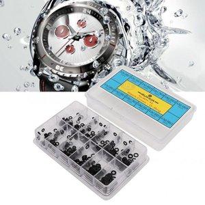 Mini Watch Couronne en caoutchouc O-forme étanche Paquet de Seal Ring Accessoires Wristwatch Haute Qualité Watch outil pour Horloger b