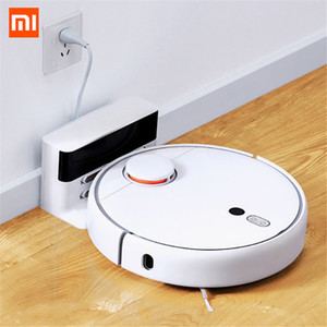 New Xiaomi Mi Robot Vacuum Cleaner 1S for Home Automatic Sweeping Charge Smart Planned LDS WIFI Mijia