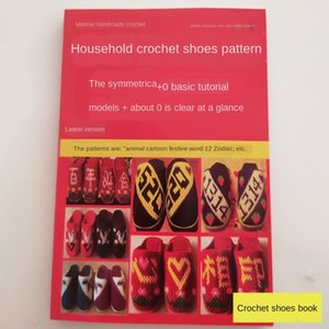 Home Slippers shoes 748 400 shoes pattern book crochet handmade crochet slippers pattern tva99