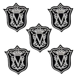 patch style personnalisé Badge pour pièces brodées fer vêtements fer sur les patchs couture Appliqué accessoires pour 10pcs / lot vêtements
