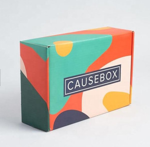 Оптовые Printed Престижное Empty еды шоколада Упаковка коробки упаковочные коробки Две пьесы Box OEM ODM ленты ящика подарка напечатанный почтовик