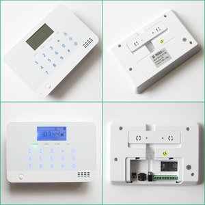 Freeshipping APP Control Wireless SMS Home GSM Alarm system House intelligent DIY SOS Burglar Security Alarm System