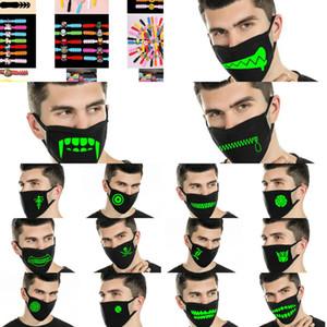 Versand 5a3563 für Mund frei und Masken Glow Buy the Dark Get in Mask Ffpyy Mycutebaby007